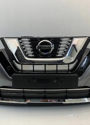 Бампер, крылья, фара и фонари, решетки радиатора Nissan X-Trail