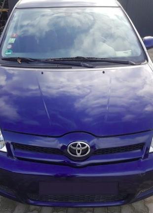 Капот, крыло, бампер, дверь, фара, Toyota Corolla (Тойота Коро...