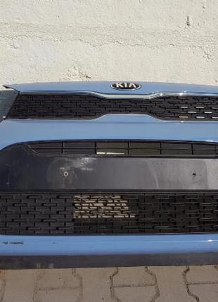 Бампер, крылья, фара и фонари, решетки радиатора Kia Picanto