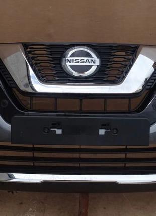 Бампер, капот, фары, крылья Nissan X-Trail, б\у из европы под ...