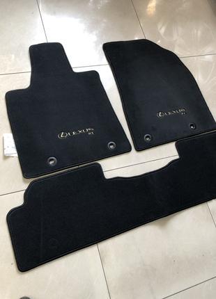 Lexus RX Новые оригинальные текстильные коврики