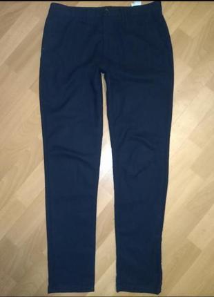 Мужские брюки чинос zara