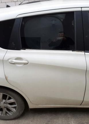 Nissan Note Ниссан ноте Бампер, фары, капот, двери, крышка б\у...