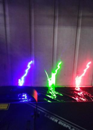 лазерная цветомузыка  Big Dipper b10rbg  ( трех цветный лазер)