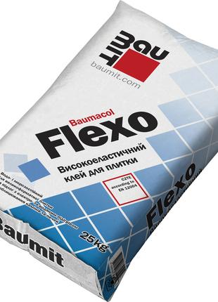 Клеевая смесь Baumit Flexo
