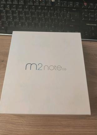 Коробка к Meizu m2 Note 16gb