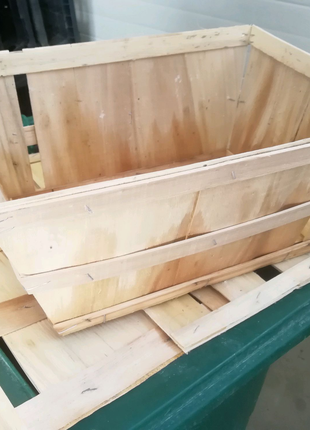 Ящик деревянный декоративный
