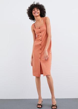 🔥1+1=3 платье сарафан zara