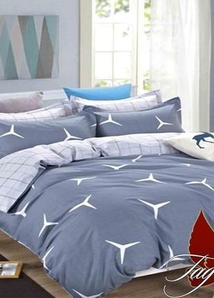 Двуспальный комплект постельного белья, сатин люкс 100% хлопок