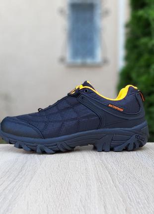 Merrell Ice Cap Moc Black Orange (41-46)