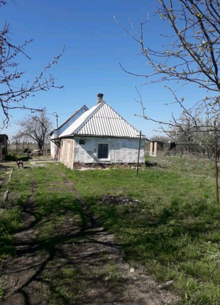 Продам срочно дом Новомосковск