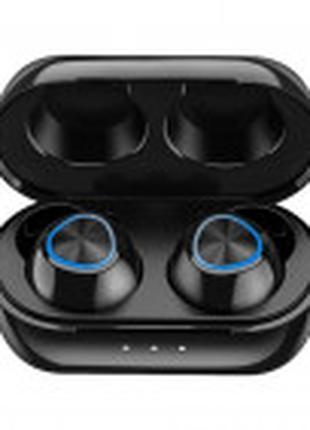 Bluetooth наушники и гарнитуры Remax TWS-16 (Black)