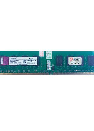 Оперативная память DDR2 2 Gb Kingston PC-6400 800 MHz
