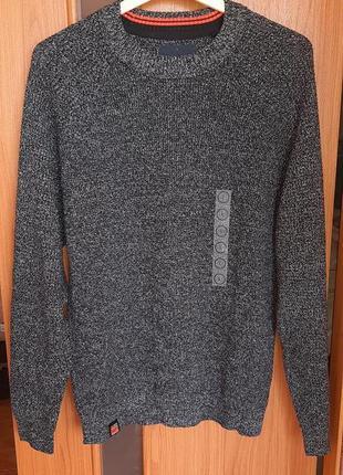 Стильный мужской свитер angelo litrico (испания)