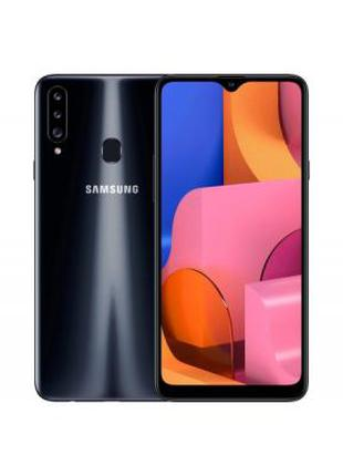 Мобильный телефон Samsung SM-A207F (Galaxy A20s) Black (SM-A207FZ