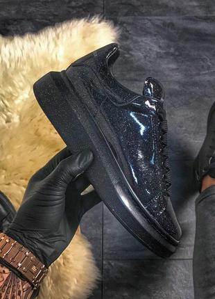 Шикарные женские кроссовки 🔥 alexander mcqueen galaxy black