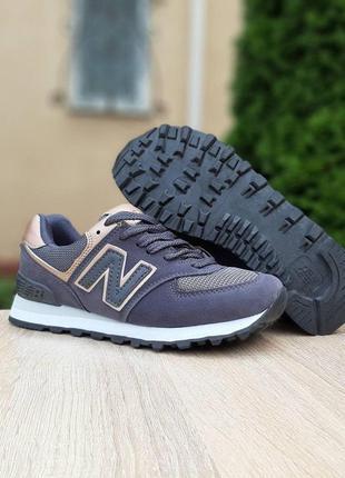 Идеальные женские кроссовки new balance 574 😍 нью баланс