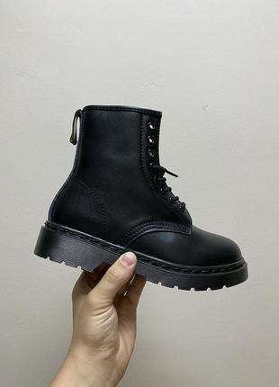 Ботинки dr. martens 1460 fur черевики