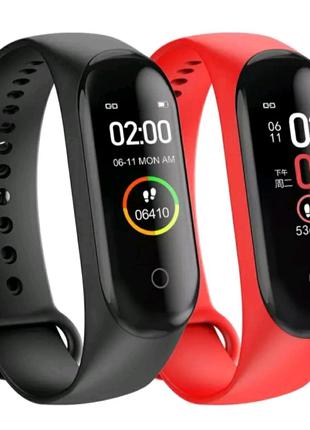 Фитнес браслет Xiaomi Mi Band 4, Фитнес трекер М4