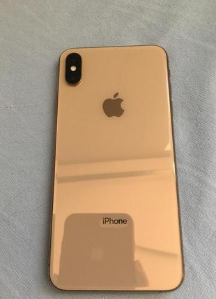 iPhone XS Max gold 64