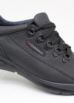 Кожаные туфли-кроссовки, модель К-1T