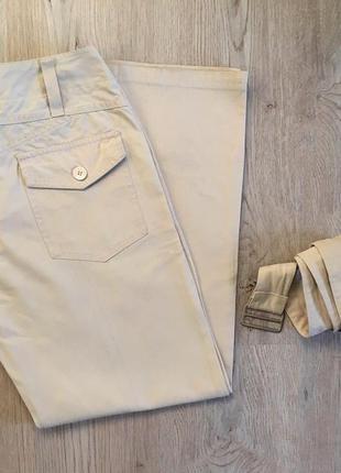 Розпродаж!брюки карго прямые длинные,пояс на кнопках/street on...