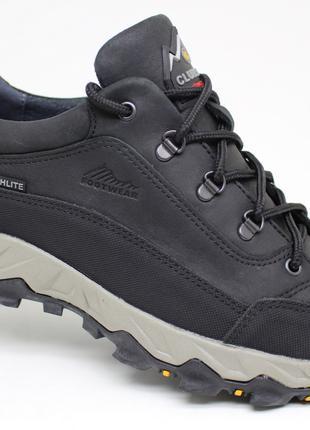 Кожаные туфли-кроссовки, модель 69