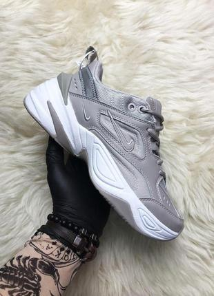 Nike m2k tekno  шикарные женские кроссовки найк текно