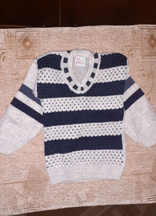 Детский свитер Турция на 3 года