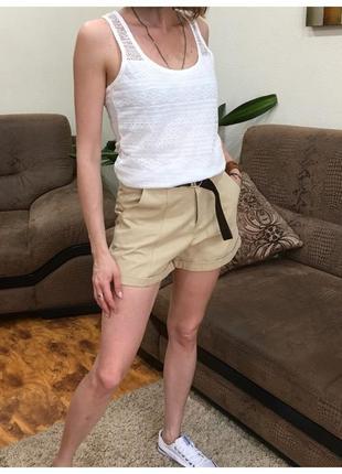 Женские модные классические шорты  размера  s,m, l