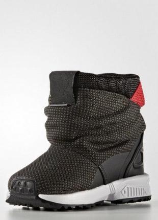 Детские зимние сапоги adidas zx flux tr s76271