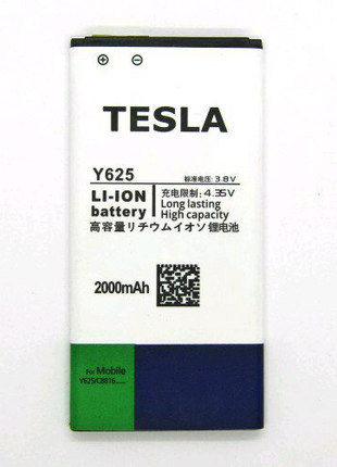 Акб TESLA Huawei Y625 HB474284RBC