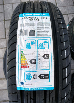 175/65R14 86H XL TRIANGLE TE301, 2020г, Китай, 175 65 14