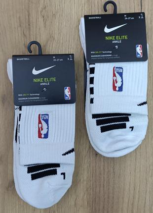 Баскетбольные носки nike nba