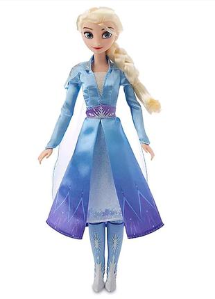 Поющая кукла Эльза - Холодное сердце-2 - Frozen, Disney (уценка)