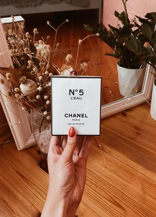 Chanel N5 L'Eau Туалетная вода