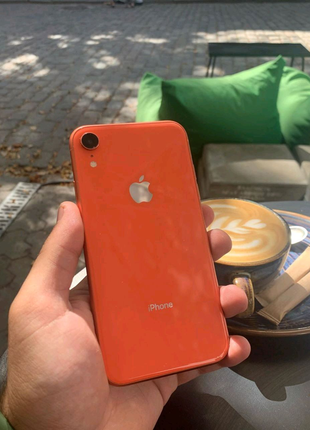 iPhone Xr 64Gb Coral newerlock