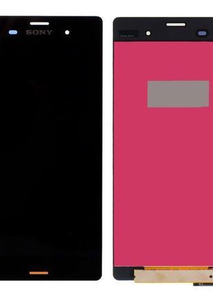 Дисплей Sony D6603 Xperia Z3/ D6643/ D6653 Xperia Z3 с сенсором