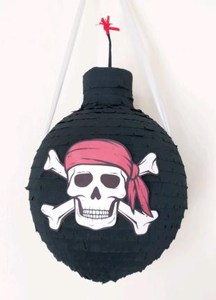 Пиньята бомба пират
