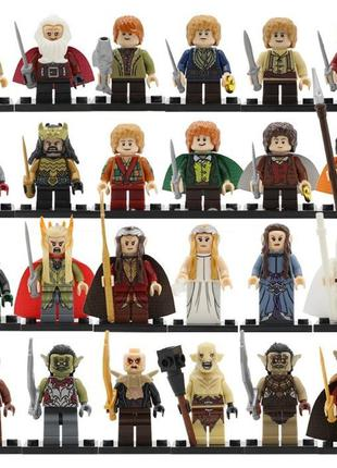 Фигурки Властелин колец Lord of the Rings Лего Lego