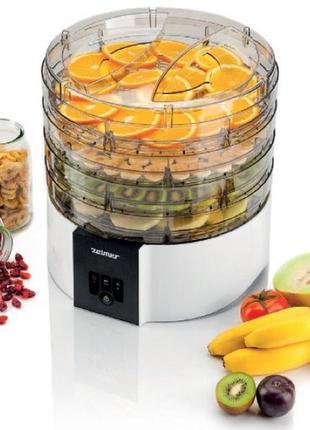 Сушка для фруктов и овощей Zelmer fd1002