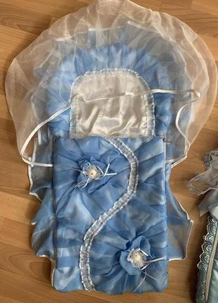 Конверты для новорождённых. сток. цена всего -150 грн