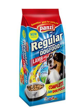 Венгерский корм для собак Панзи Регуляр Эдалт Говядина 10 кг