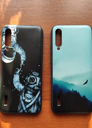 Чехол для Xiaomi Mi A3(cc 9e)+  защитное стекло в подарок
