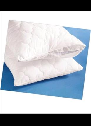 Чехол на подушку микрофибра стеганный