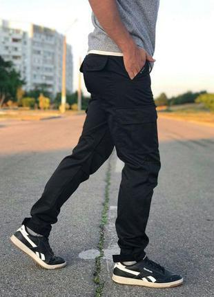 Штаны Stek Wear (Fatalist) Черные