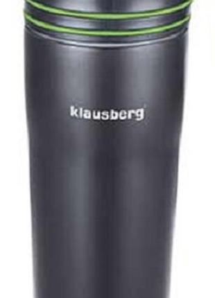 Термокружка вакуумная КLAUSBERG на 380 мл. черная
