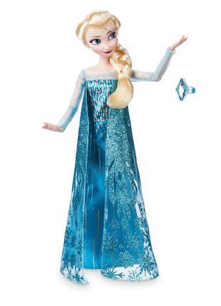 Кукла Эльза с кольцом из Мф «Холодное Сердце» Дисней