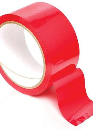 Скотч красный 45мм*200м (36 шт.)