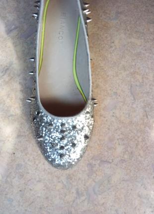 туфли Bianco